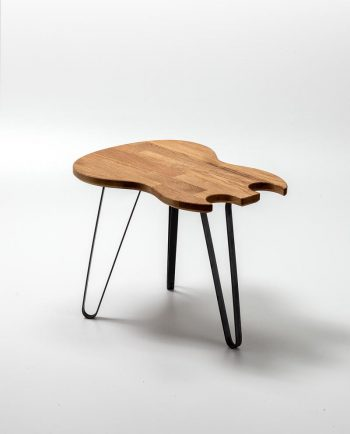 Ruwdesign Guitar Table Double Cut