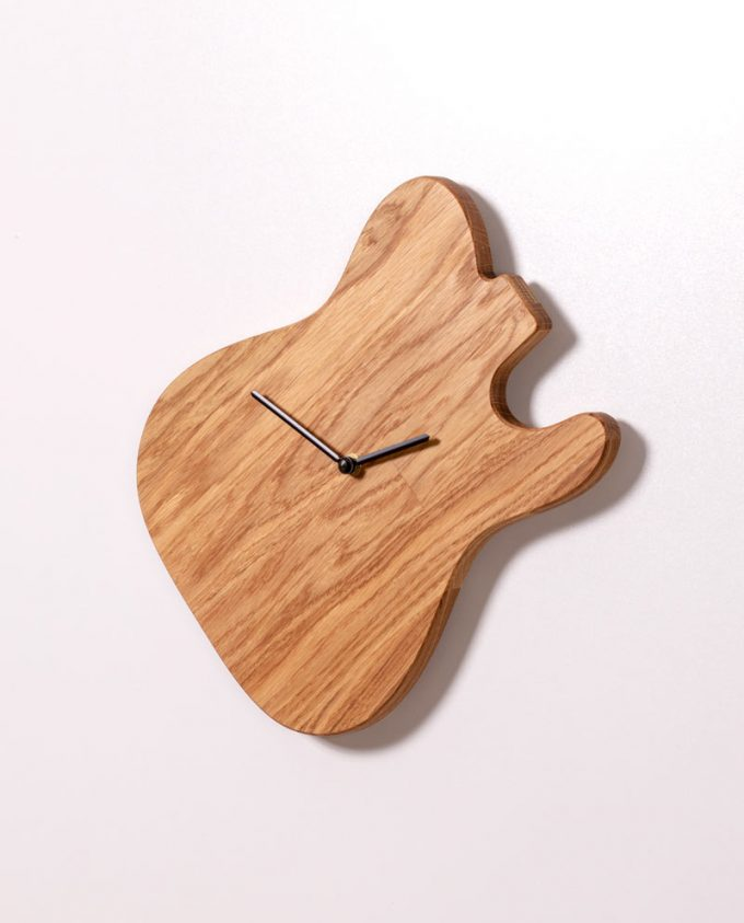 T-model-wall-clock-oak-ruwdesign